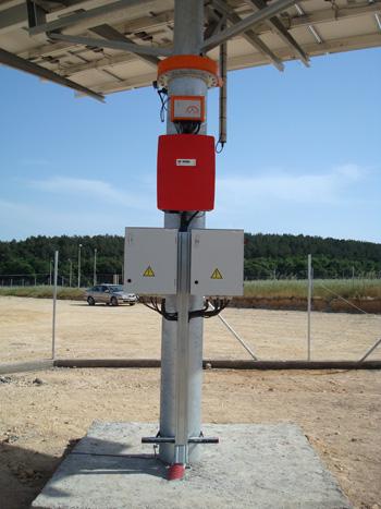 Ergo PV tracker 20 kw
